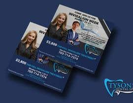 #173 untuk build me a flyer for my dental office oleh mijan783661