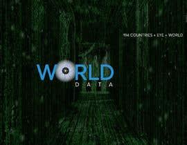 #645 for Logo Design for World Data af signx19
