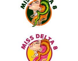 #47 untuk Logo and Girl oleh artdjuna