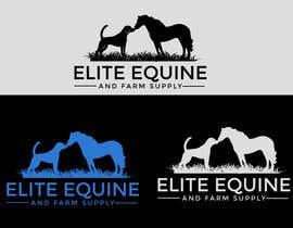#58 for Elite Equine and Farm Supply af NeriDesign