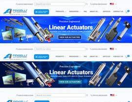 #306 untuk Website banner design oleh Mdreyadislam686
