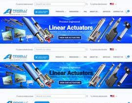 #323 untuk Website banner design oleh Mdreyadislam686