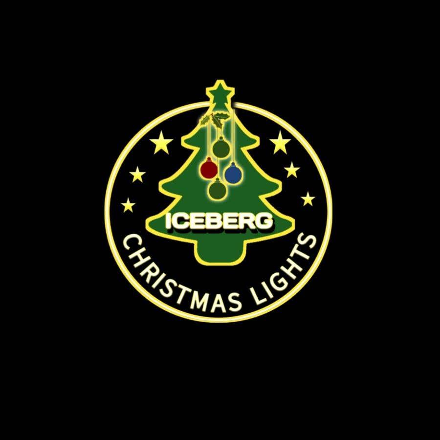 Konkurrenceindlæg #                                        109                                      for                                         Iceberg Christmas Lights