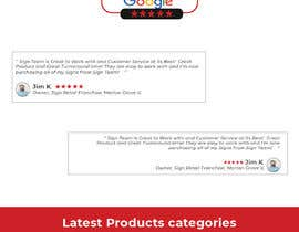 #17 for Redesign front home page and product page af engsushanta7