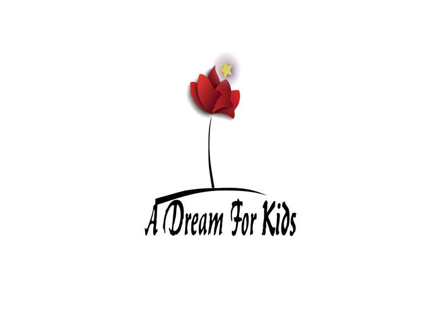 Penyertaan Peraduan #18 untuk Design a Logo for A Dream For Kids