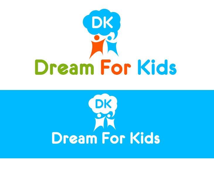 Konkurrenceindlæg #19 for Design a Logo for A Dream For Kids