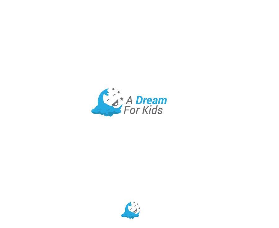 Konkurrenceindlæg #14 for Design a Logo for A Dream For Kids