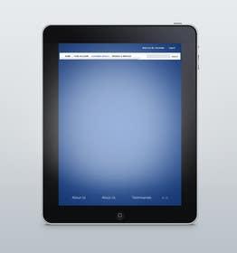 Nro 6 kilpailuun Point-of-Sale Web App Design (PSD) käyttäjältä kallul
