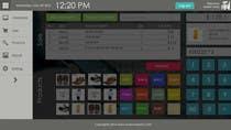 Point-of-Sale Web App Design (PSD) için Graphic Design19 No.lu Yarışma Girdisi