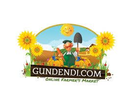 #17 for Design a Logo for gundendi.com - Online Farmer's Market af vik120