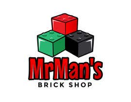 Nro 58 kilpailuun I need a logo design for my lego bricklink store käyttäjältä logoque