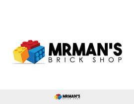 Nro 69 kilpailuun I need a logo design for my lego bricklink store käyttäjältä logoque