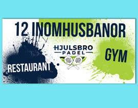 #262 para Design a banner for our fitness center por gkhaus