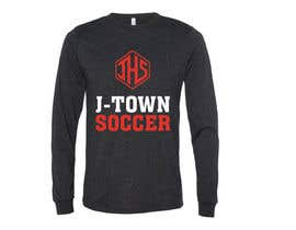 #49 for J-Town Soccer  - simple tee shirt design needed by ranjupay