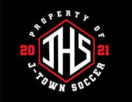 #36 for J-Town Soccer  - simple tee shirt design needed by rockztah89