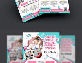 #26 untuk Create/update Flyer For Marketing to Parents of Elementary Kids oleh contrivance14