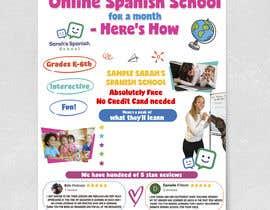#22 untuk Create/update Flyer For Marketing to Parents of Elementary Kids oleh danushkamdarts