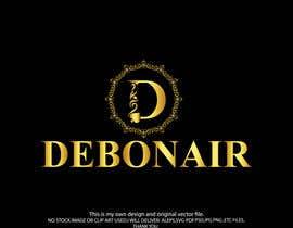 #123 cho Debonair Logo bởi MstRojinaBegum