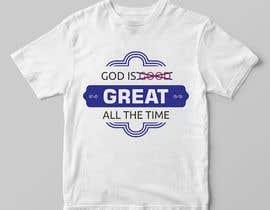 Nro 162 kilpailuun Tshirt Design käyttäjältä luphy