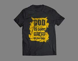 Nro 174 kilpailuun Tshirt Design käyttäjältä tshirtvanz