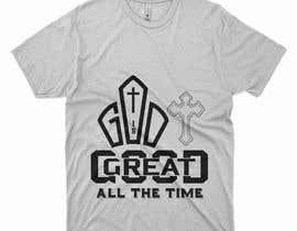 Nro 176 kilpailuun Tshirt Design käyttäjältä hossainrazib0811