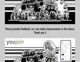 Nro 36 kilpailuun Build me a photo collage for a landing page käyttäjältä bachimagination