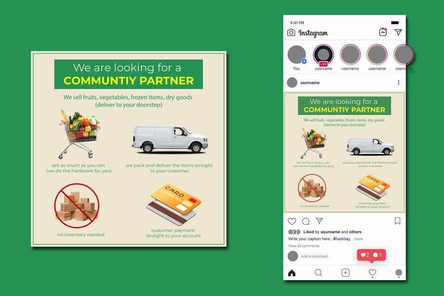 Konkurrenceindlæg #                                        47                                      for                                         poster for social media circulation