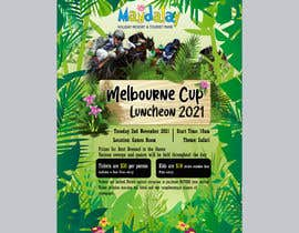 #106 for Melbourne Cup Luncheon Flyer 2021 by miloroy13