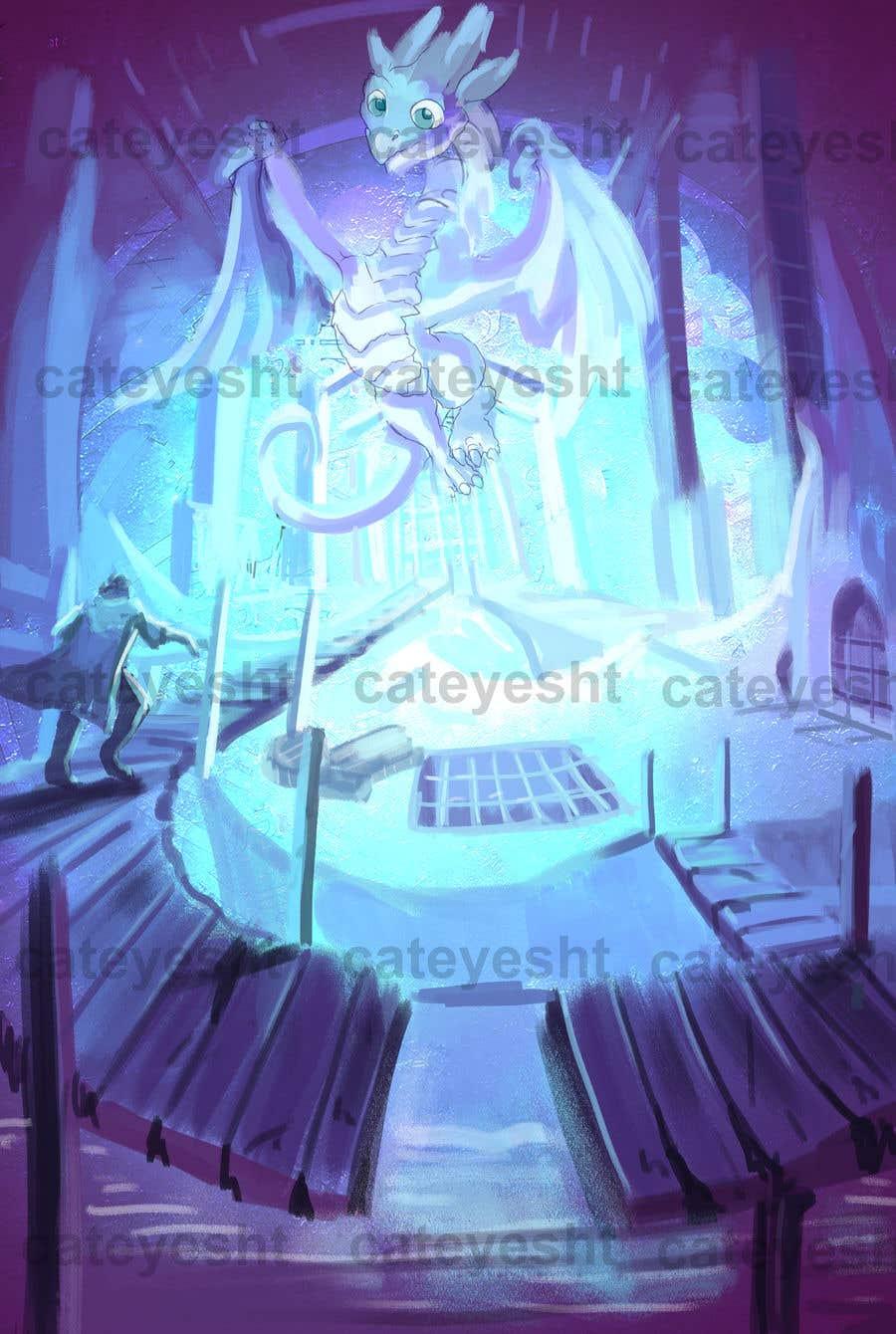 Penyertaan Peraduan #                                        40                                      untuk                                         Digital Illustration - Fantasy art