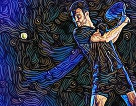 Nro 149 kilpailuun Paddle  tennis mural käyttäjältä ajeeshin