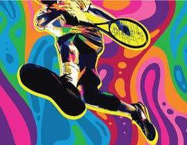 Nro 89 kilpailuun Paddle  tennis mural käyttäjältä join2udaya