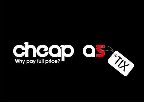 Inscrição nº                                         119                                      do Concurso para                                         Logo Design for Cheap As TIX