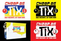 Contest Entry #100 for Logo Design for Cheap As TIX