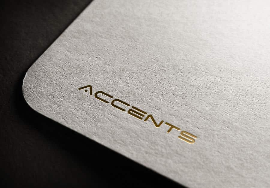 Bài tham dự cuộc thi #                                        136                                      cho                                         brand name: Accents