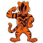 Graphic Design Entri Peraduan #17 for Turn the tiger around