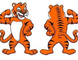 nº 33 pour Turn the tiger around par Najmur