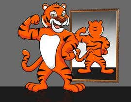 nº 23 pour Turn the tiger around par JeanCastroM