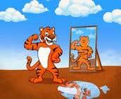 Graphic Design Entri Peraduan #32 for Turn the tiger around