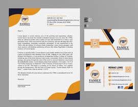#148 para Business card & letterhead - simple financial business por Xavier0171