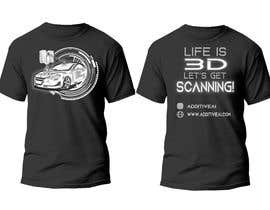 #46 for Need graphics design for a car T-shirt by almasoodi889