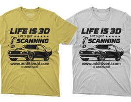 #51 for Need graphics design for a car T-shirt by rbnakib66