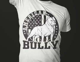 #372 untuk American Bully Dog Logo oleh sakibuddin051