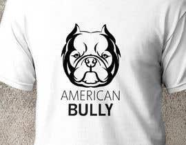 #481 untuk American Bully Dog Logo oleh sohag02773