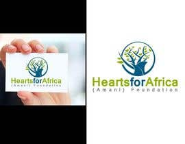 nº 18 pour Design a Logo for Hearts for Africa (Amani) foundation par alexandracol