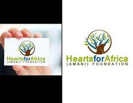 nº 22 pour Design a Logo for Hearts for Africa (Amani) foundation par alexandracol