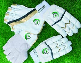 #46 for Wicket Keeping Gloves Design by jahedahmed01