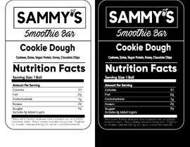 ionmobi tarafından Create a nutrition label için no 61
