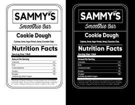 ionmobi tarafından Create a nutrition label için no 62