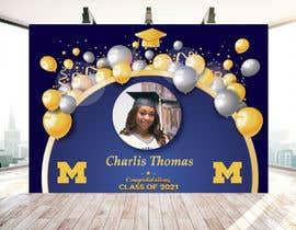 #69 for 31310 /// 8x5.4 feet Banner design /// - Sandy by gopkselv19