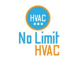 #87 untuk LOGO DESIGN - No Limit HVAC oleh ianwarul0008